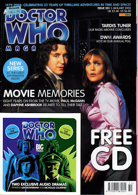 Doctor Who Magazine #351