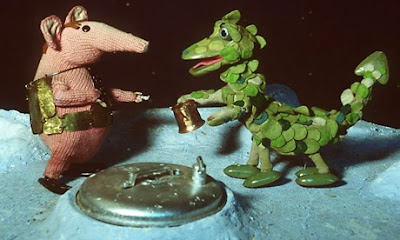 Clanger and Soup-Dragon