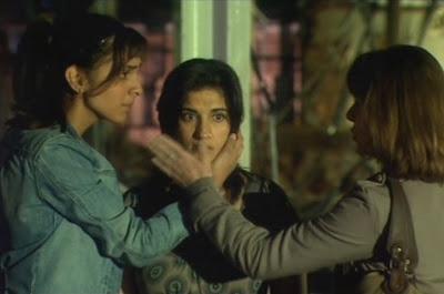 Gita 'zombie', under Miss Wormwood's control?