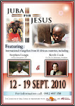 Pray For Sudan September 9-20
