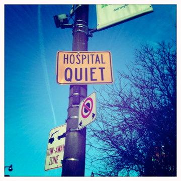 Hospital Quiet