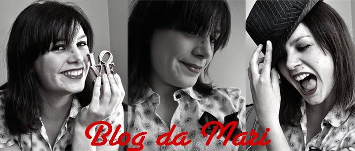 Blog da Mari