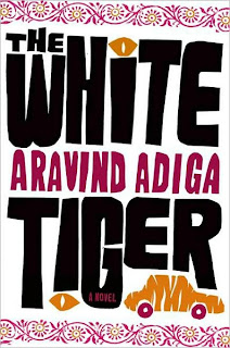 The White Tiger Cover