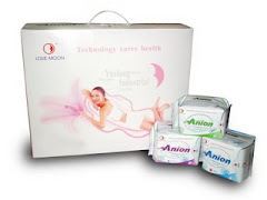 Love Moon Anion Sanitary Napkins