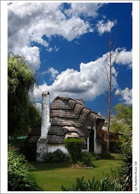 Креативные дома. Оригинальный дом с волнистой крышей на склоне холма. Оригинальный фасад дома фото. Домик в горах, загородный коттедж оригинальный дизайн. Оригинально фото дома.