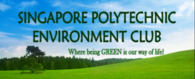 SINGAPORE POLYTECHNIC ENVIRONMENT CLUB