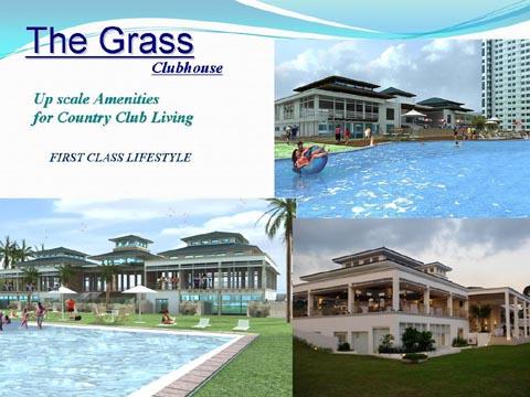 Grass Residences Project Description
