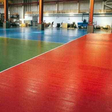 Maintenance industrielle produits pour la maintenance for Peinture epoxy sol