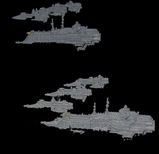 The Imperial Fleet Advances