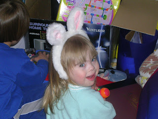 Gilly Bunny