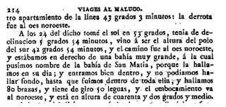 San Matias discovery