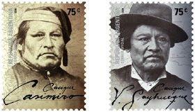 Patagonian Natives