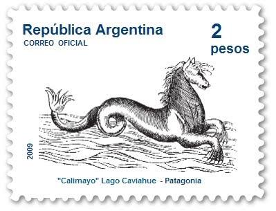 Calimayo stamp
