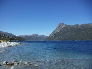 Huemul Arm, Nahuel Huapi Lake