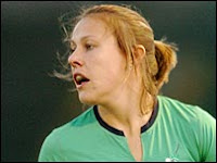 Clare Parkhill retires