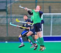 Men's International: Ireland 2 Scotland 1