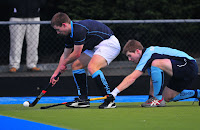 Men's IHL: Round Two refixes