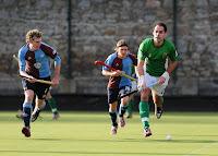 Irish Senior Cup results