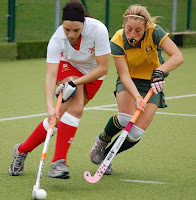 Women's Division One: Trinity 0 Old Alex 2