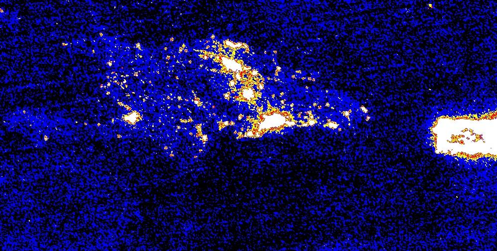 Haiti At Night J