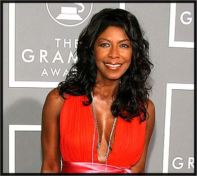 Singer Natalie Cole, who was 2011