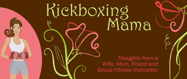 Kickboxing Mama