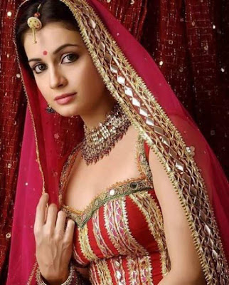 Trendy Indian Bridal Jewelry 2011