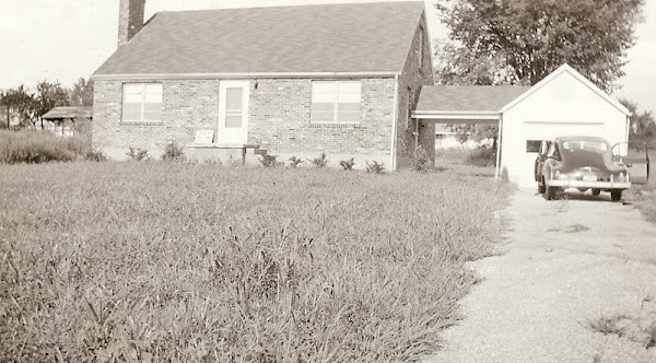 1950 - The First House was purchased