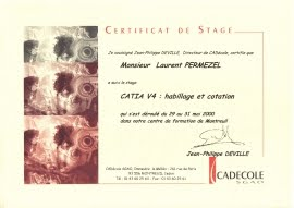 Formation CATIA Laurent Permezel