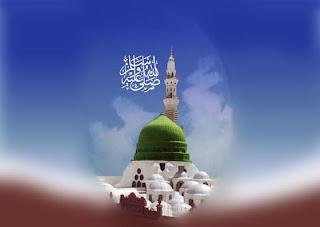 Nabi+Muhammad Cinta Rasulullah Terhadap Umatnya