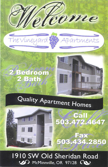The Vineyard Apartments in McMinnville, OR