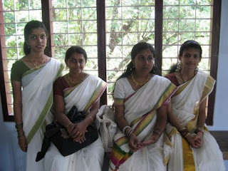indian school girls group