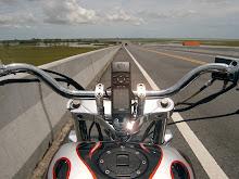 GPS Garmin VS Virago 750cc