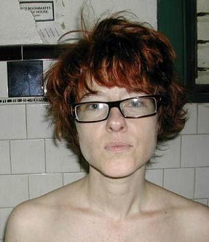 Chantal Boccaccio as the sperm nurse