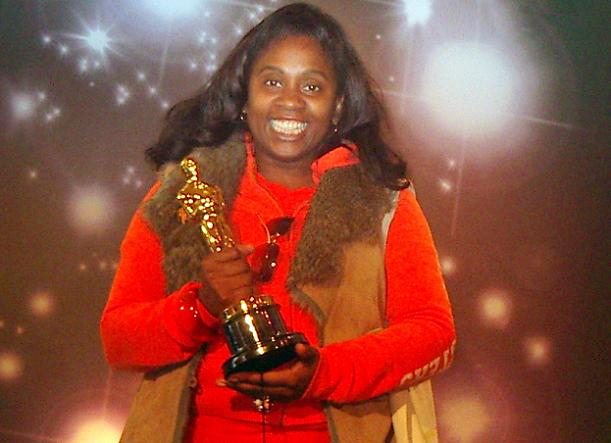 Yolande Beckles - one of Britain's most accomplished actresses steals the honours in Hollywood