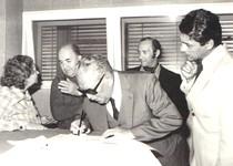 """Radio Nacional Santa Fe - 1er. programa de """"Tiempo del País"""" - 1979"""