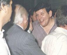 Con Lorenzo Miguel en Santa Fe