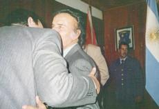 campaña menem 1995