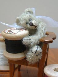 A Sweet Little Mohair Teddy