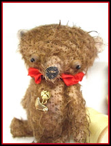 """Mr. Brown""-New Miniature Prim Bear"