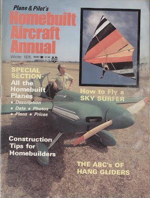 Aviation guide to experimental aircraft, homebuilt kits and plans.