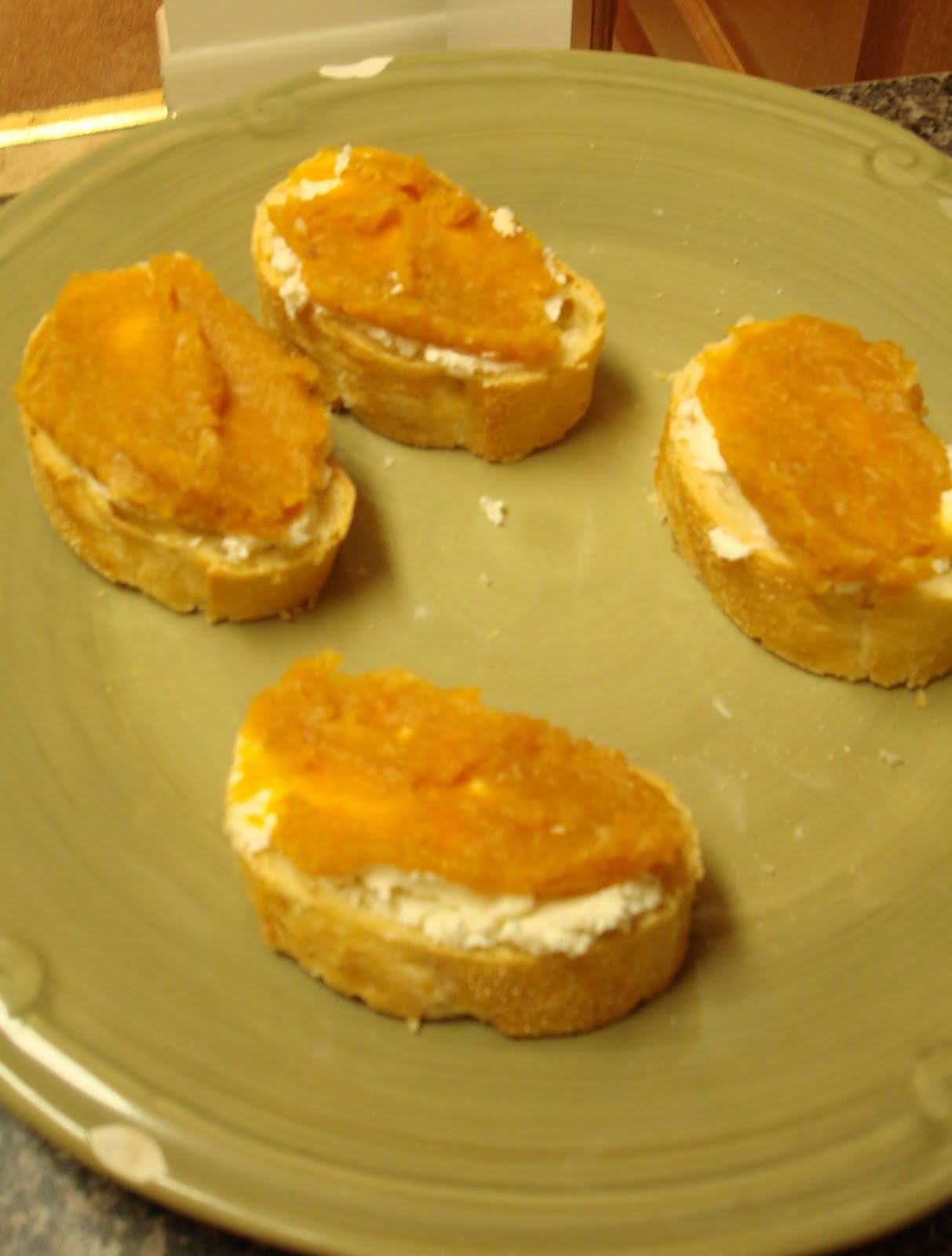 grounded table: Sweet Potato, Cardamom & Coconut Spread