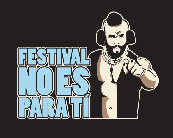 Festival No es para tí