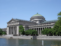 The Museum of Science and Industry -- the only building left from the 1893 World's Fair.