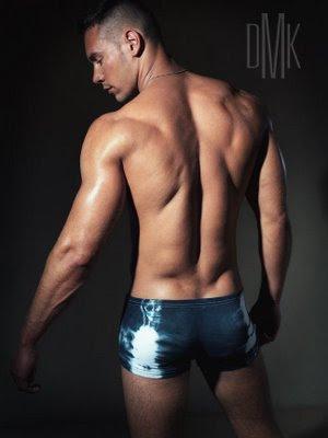 Hot Underwear Man