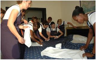 Mare nostrum resort tenerife blog oficial el gran for Trabajo de camarera de pisos