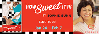AUTHOR FEATURE & GIVEAWAY – HOW SWEET IT IS BY SOPHIE GUNN