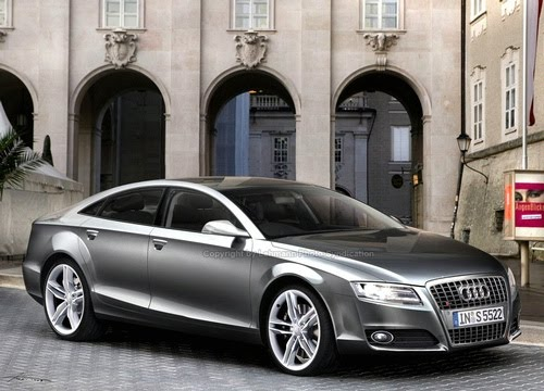 audi a7. the all new 2011 Audi A7,