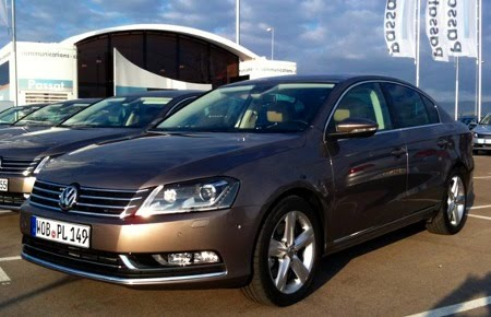 Volkswagen Passat Europe First Drive Reviews 01