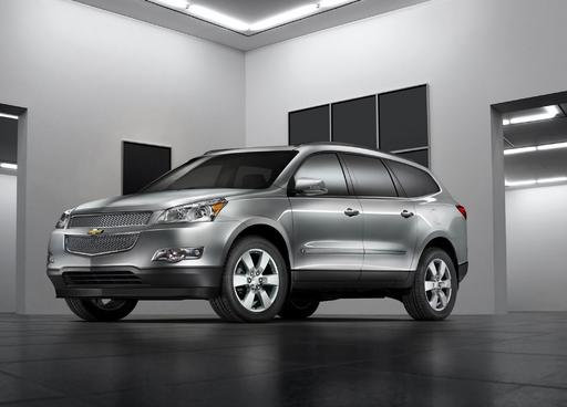 2011 Chevrolet Traverse Reviews